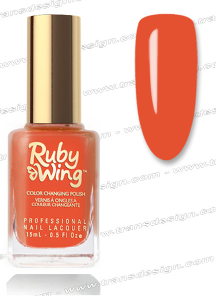 RUBY WING Nail Lacquer - Cypress 0.5oz