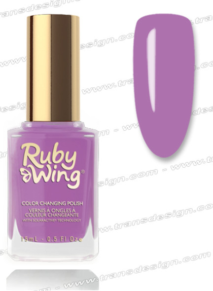 RUBY WING Nail Lacquer - Fate 0.5oz