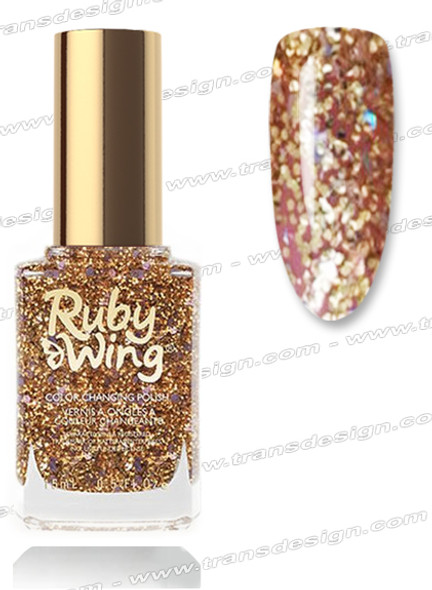 RUBY WING Nail Lacquer - Going Steady 0.5oz *
