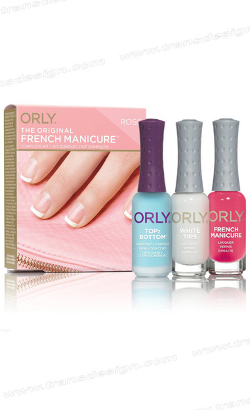 ORLY French Manicure Kit Rose