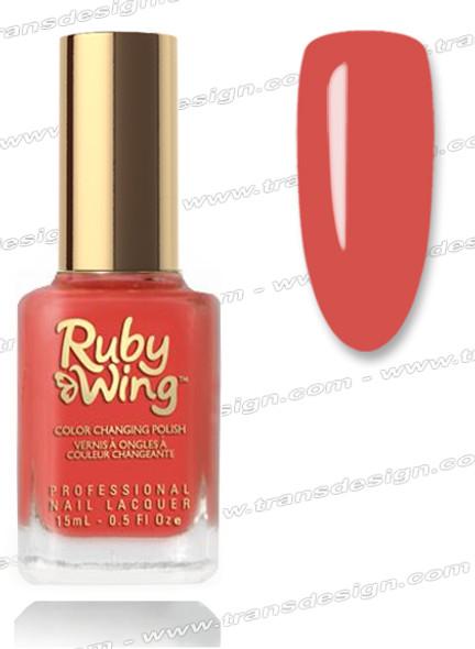 RUBY WING Nail Lacquer - Horizon 0.5oz