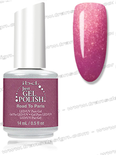 IBD Just Gel Polish - Road to Paris