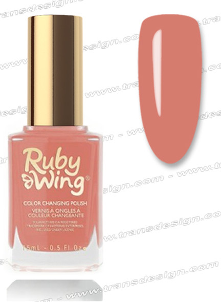 RUBY WING Nail Lacquer - Shipwrecked  0.5oz *