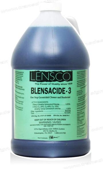 LENSCO - Blensacide-3 Sanitizer Gallon