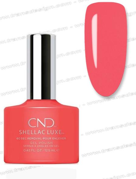 CND Shellac Luxe - Tropix 0.42oz. *