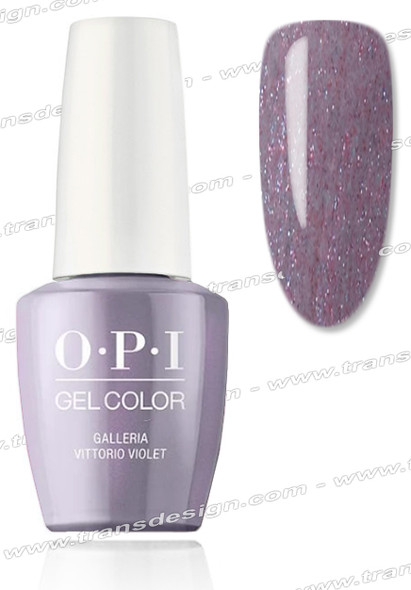 OPI GelColor - Addio Bad Nails, Ciao Great Nails  0.5oz.