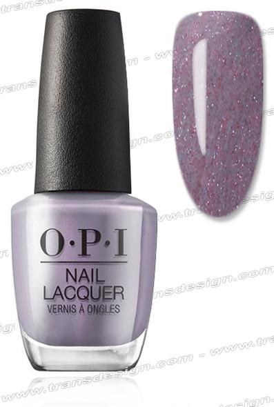 OPI Nail Lacquer - Addio Bad Nails, Ciao Great Nails 0.5oz