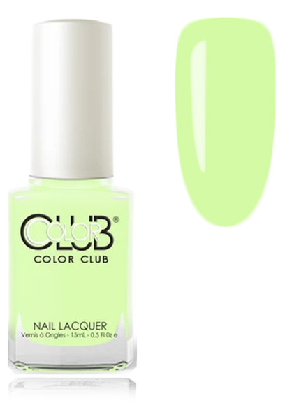 COLOR CLUB NAIL LACQUER - Anything But Basic