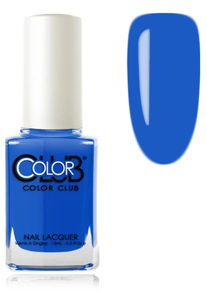 COLOR CLUB NAIL LACQUER - Grool
