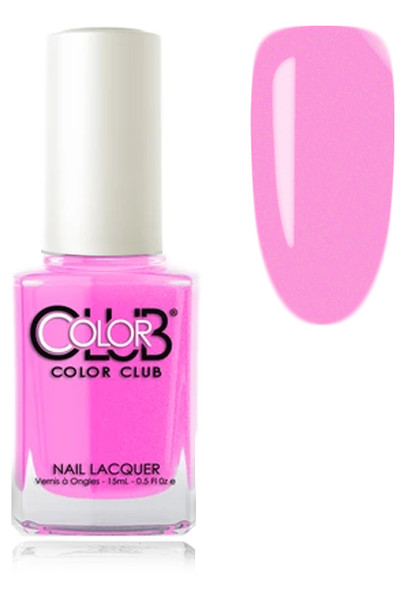 COLOR CLUB NAIL LACQUER - Choose Happiness