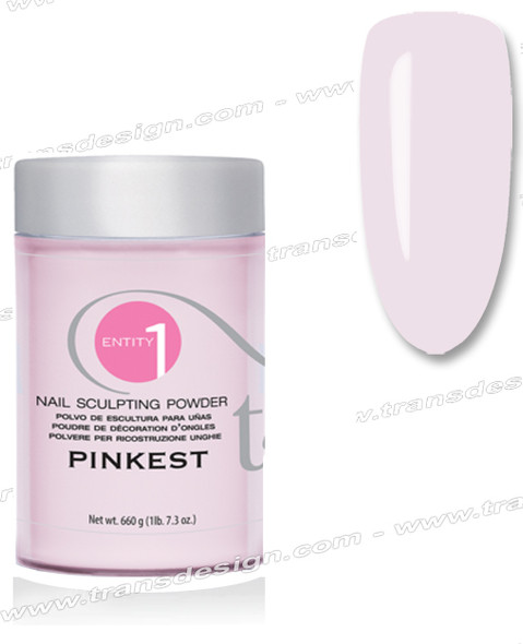 ENTITY Sculpting Powder Pinkest Pink  23.3oz.