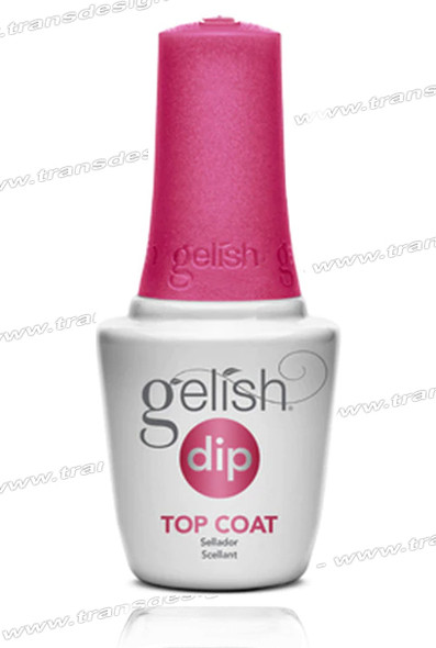 GELISH Gel Polish - Top Coat #4  0.5oz.