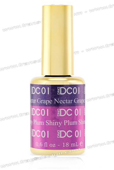 DND DC Mood Change - Nectar Grape 0.6oz