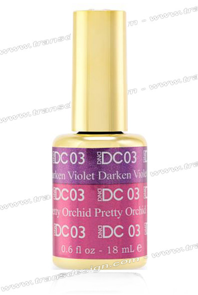 DND DC Mood Change - Darken Violet 0.6oz