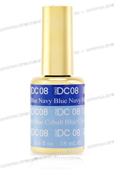 DND DC Mood Change - Blue Navy Blue Cobalt 0.6oz