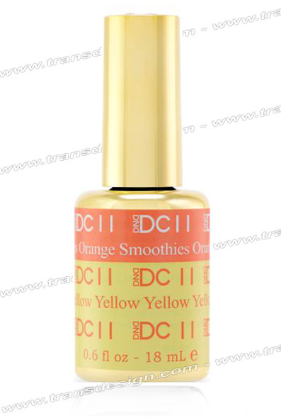 DND DC Mood Change - Orange Smoothies Yellow 0.6oz