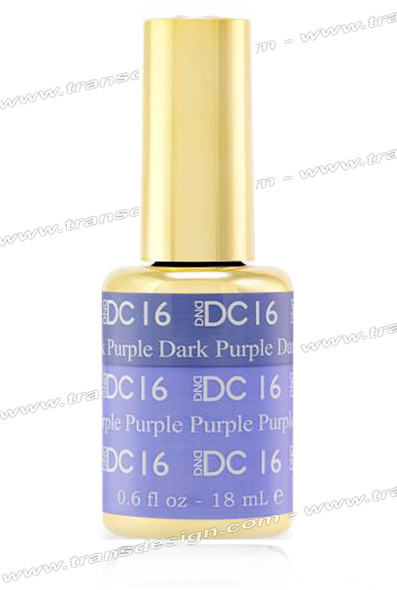DND DC Mood Change - Dark Purple Purple Purple 0.6oz