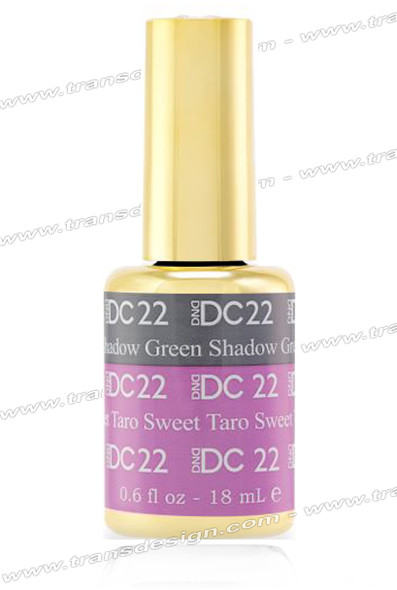 DND DC Mood Change - Shadow Green Sweet Taro 0.6oz