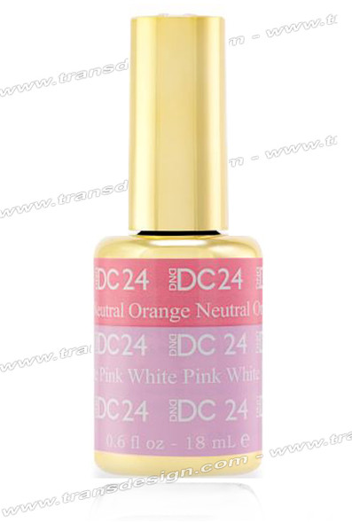 DND DC Mood Change - Neutral Orange White Pink 0.6oz