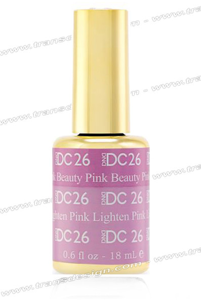DND DC Mood Change - Beauty Pink Lighten Pink 0.6oz