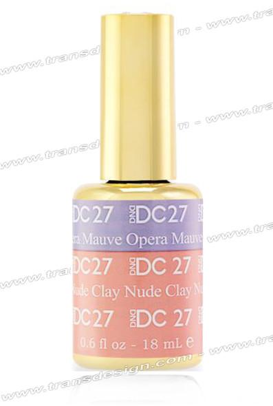 DND DC Mood Change - Opera Mauve Clay Nude 0.6oz