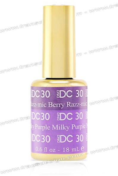 DND DC Mood Change - Razz-Mic Berry Milky Purple 0.6oz