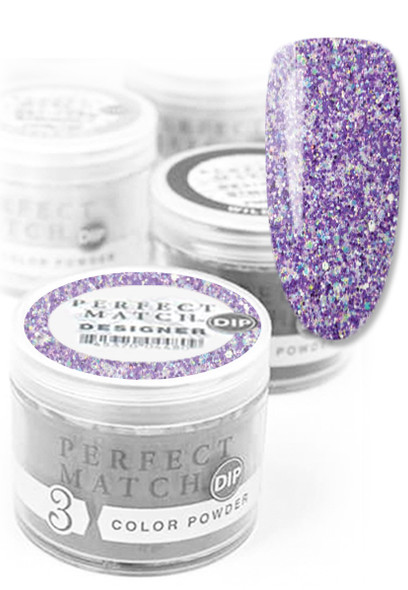 LECHAT Pefect Match Dip Powder -  Violet Vixen