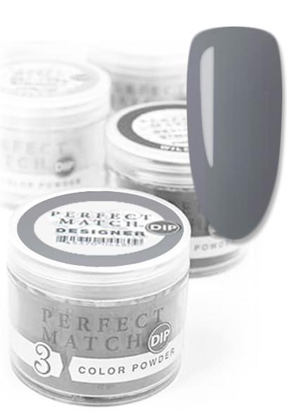 LECHAT Pefect Match Dip Powder - Fog City