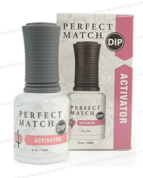 LECHAT PERFECT MATCH DIP Activator #4 0.5oz.