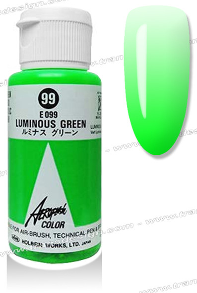 EROFLASH Luminous Green 1oz.