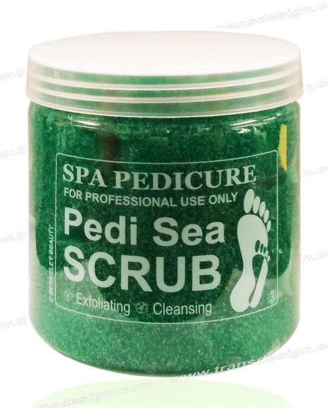 TDI- Mint  & Eucalyptus Pedi Scrub16oz