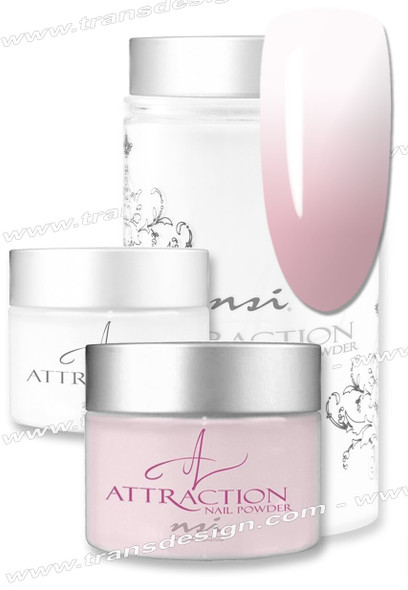 NSI Attraction Acrylic Powder Radiant Pink