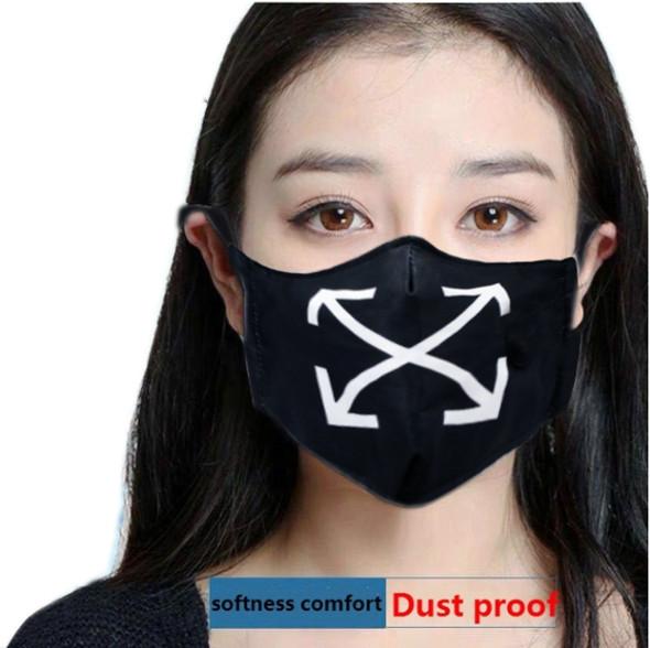 """Reusable Face Mask """"Arrows"""""""