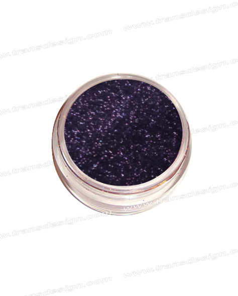 INSTANT Dark Purple Glitter 0.25oz.