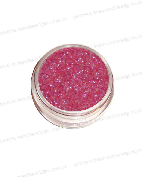 INSTANT Neon Rainbow Pink Glitter 0.25oz.