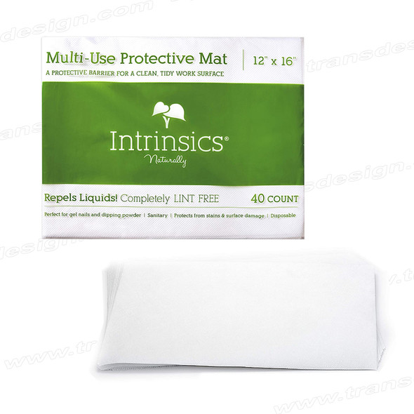 "INTRINSICS Multi-Use Protective Mat 12"" x 16"""