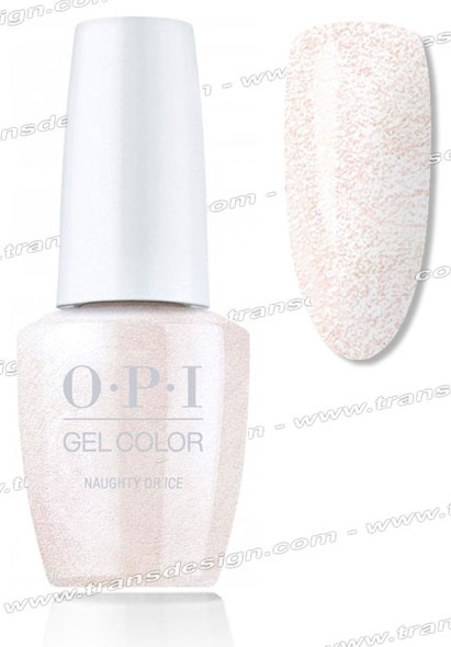 OPI GelColor -  Naughty Or Ice 0.5oz.