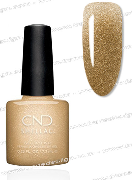 CND SHELLAC-Get That Gold 0.25oz.