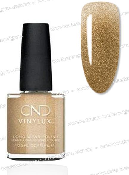 CND Vinylux - Get That Gold 0.5oz.