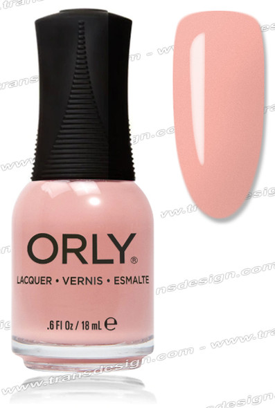 ORLY Nail Lacquer - Pink Noise