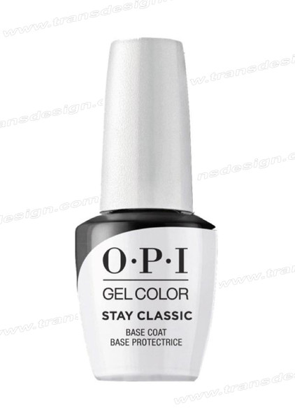 OPI GelColor Stay Classic Base Coat