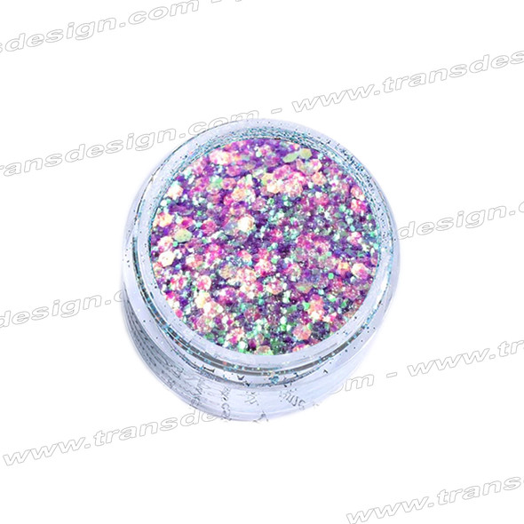 INSTANT CHUNKY GLITTER Mermaid 0.25oz.