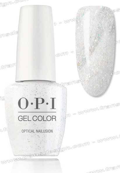 OPI GelColor -  Optical Nailusion 0.5oz.