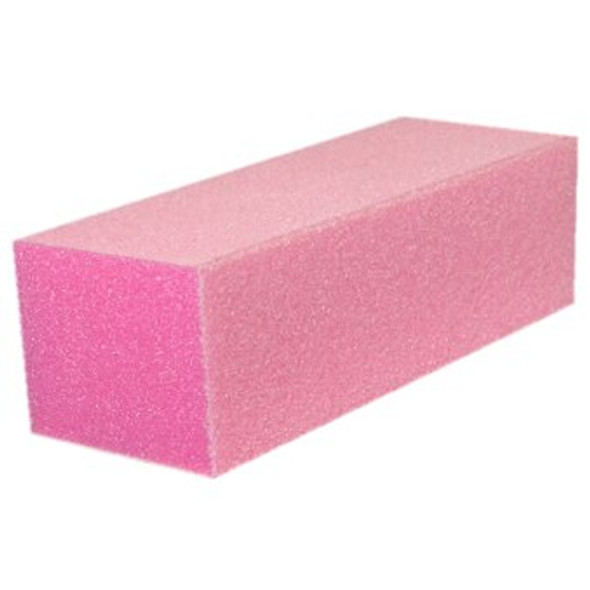 DIXON Pink Buffer 100/180 White Grit 3-Way