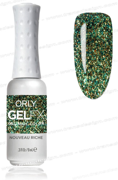 ORLY Perfect Pair Matching - Nouveau Riche
