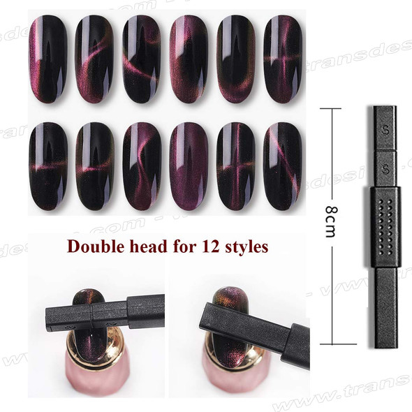 MAGNETIC DUO For  Cat Eye