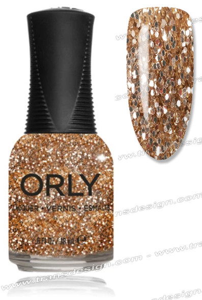 ORLY Nail Lacquer - Untouchable Decadence
