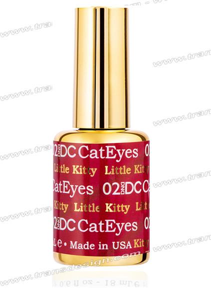 DND DC - Cat Eyes Little Kitty #02 0.6oz.