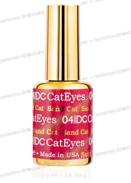 DND DC - Cat Eyes Sand Cat #04 0.6oz.