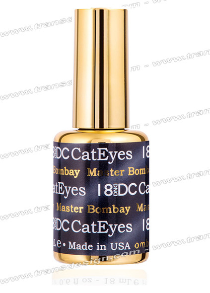 DND DC - Cat Eyes Master Bombay #18 0.6oz.